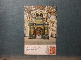 Einsiedeln, Muttergotteskapelle / Edit : Franz Schemm Nürnberg 1906 (3167) - SZ Schwyz