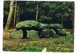 HUN-43   DOLMEN De ANLO ( Hunebed ) - Dolmen & Menhirs