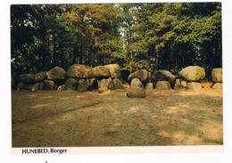 HUN-44   DOLMEN At BORGER ( Hunebed ) - Dolmen & Menhirs