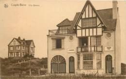 Coxyde-Bains - Villa YVONNE - Koksijde