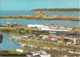 St Hélier Harbour. (Voir Commentaire) - Jersey