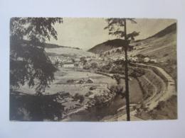 Romania-Landscape In Bukowina/Peisaj In Bucovina,unused Postcard From The 30s - Romania