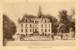 GUITRES - 33 - Château De Déroc - 80253 - France