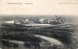 Wenduine - Panorama Et Moulin - Wenduine