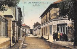 78-LES-MUREAUX- LA POSTE - Les Mureaux