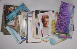 Lot De Plus De 200 Cartes Postales Années 70 Environ À Nos Jours - 100 - 499 Cartes