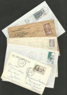 Lot Carte & Enveloppes - France