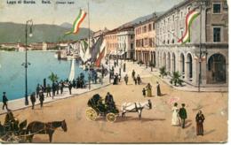 Salò Inizio '900 - Brescia