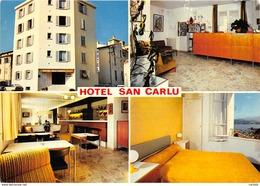 20-AJACCIO-HOTEL SAN CARLU-N°203-C/0217 - Ajaccio