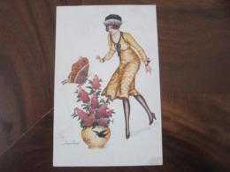 Carte Postale Illustrateur Xavier Sager - Sager, Xavier