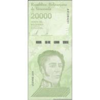 TWN - VENEZUELA NEW - 20000 20.000 Bolivares 22.1.2019 Prefix A UNC - Venezuela