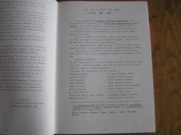 CERCLE HISTORIQUE DE MARCHE EN FAMENNE 1992 Régionalisme Village On Fief Charbon Marloie Grotte Gerny Seigneurie Hotton - Cultuur