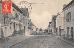 78-TRAPPES- LA POSTE - Trappes