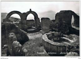 POZZUOLI (NA):  SOLFATARA  -  ACROPOLI  DI  CUMA  -  FOTO -  FG - Antigüedad