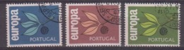 Europa Cept 1965 Portugal 3v Used 1st Day (44893A) - Europa-CEPT