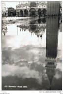VENEZIA:  ACQUA  ALTA   -  F.LLO  TOLTO  -  FOTO  -  PER  LA  SVIZZERA  -  FG - Inondazioni