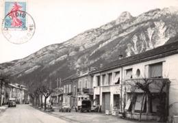 LUC-en-DIOIS - Rue Principale - 2cv Citroën - Luc-en-Diois