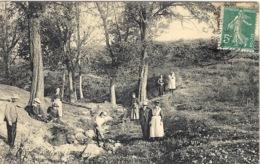DOYET - Ris De La Barre - Ed. Ragot - Francia