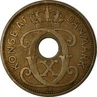 Monnaie, Danemark, Christian X, 5 Öre, 1934, Copenhagen, TB+, Bronze, KM:828.2 - Dänemark