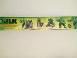 Dolci Salati Preziosi Hulk - Families