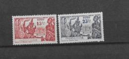 Indochine N 203 -204** - Indochina (1889-1945)
