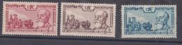 Indochine N 199 à 201** - Indochina (1889-1945)