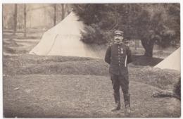 31 Carte Photo Officier Camp De Bouconne - Mondonville - Militaria