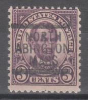 USA Precancel Vorausentwertung Preo, Locals Massachusetts, North Abington 635-572,5 - United States