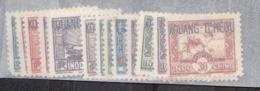 Kouang-T'chéou  N°97 à 113** - Unused Stamps