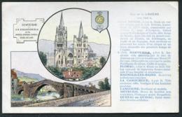 LOT DE 50 CARTES POSTALES DE LOZERE 48 - Postcards