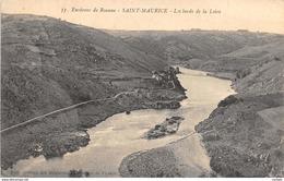 42-SAINT MAURICE SUR LOIRE-N°213-D/0135 - Francia