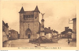 47-VILLEREAL-N°214-A/0003 - Other Municipalities