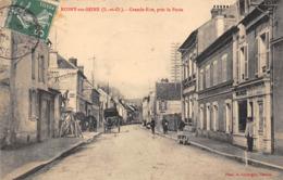 78-ROSNY-SUR-SEINE- GRANDE RUE PRES LA POSTE - Rosny Sur Seine