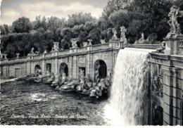 CASERTA - PARCO REALE - CASCATA (CE) - Caserta