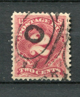 USA Porto Nr.23           O  Used       (6594) - Postage Due