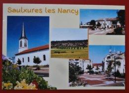 Cpm 54 SAULXURES LES NANCY Multivues - Sonstige Gemeinden