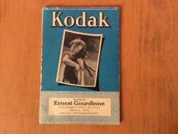 Pochette Photos Kodak Maison Gourdinne à Liège - Fotografie En Filmapparatuur