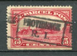 USA Paket Nr.11 Vorausentwertung           O  Used       (6600) - Parcel Post & Special Handling