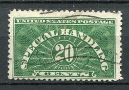 USA Paket Nr.15           O  Used       (6602) - Parcel Post & Special Handling