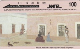 PHONE CARD URUGUAY (E51.16.1 - Uruguay