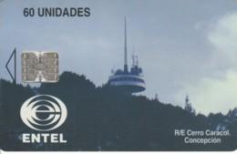 PHONE CARD CILE (E51.16.7 - Chili