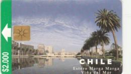 PHONE CARD CILE (E51.16.8 - Chili