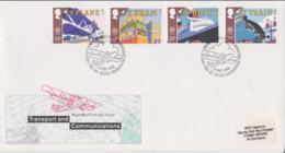 Great Britain 1988 FDC Europa CEPT (NB**LAR3B1A) - Europa-CEPT