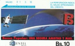 PHONE CARD BOLIVIA (E51.17.3 - Bolivië