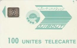 PHONE CARD DJIBUTI (E51.17.4 - Djibouti