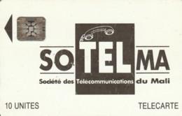 PHONE CARD MALI (E51.17.7 - Mali
