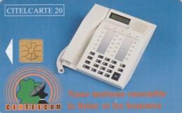 PHONE CARD COSTA D'AVORIO (E51.18.4 - Ivoorkust