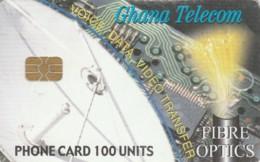 PHONE CARD GHANA (E51.18.5 - Ghana