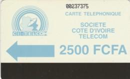 PHONE CARD COSTA D'AVORIO (E51.18.6 - Ivoorkust