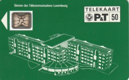 PHONE CARD LUSSEMBURGO (E51.19.2 - Luxemburg